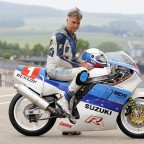 Ernst Gschwender, PRO SUPERBIKE – The Revival 2014