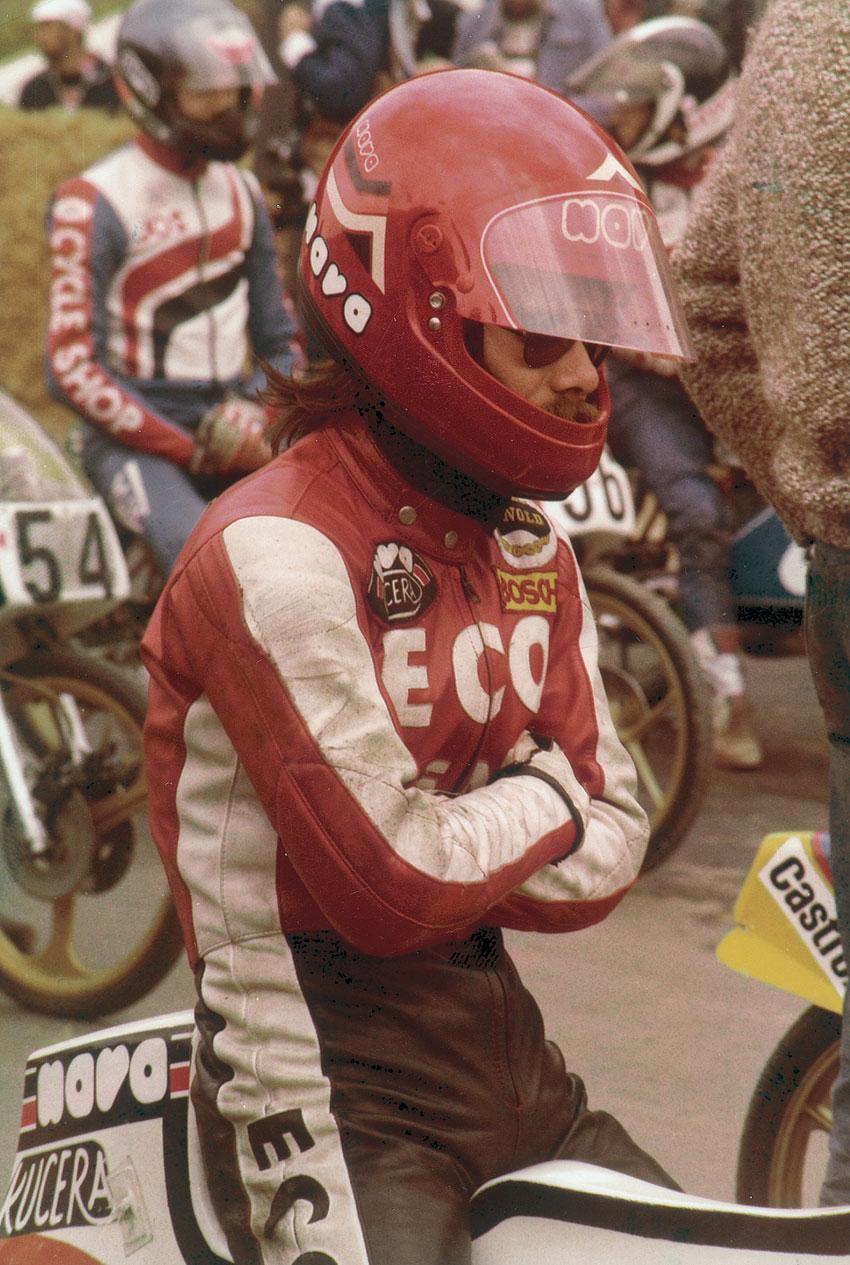 Gerhard Singer - GP in Spa 1979