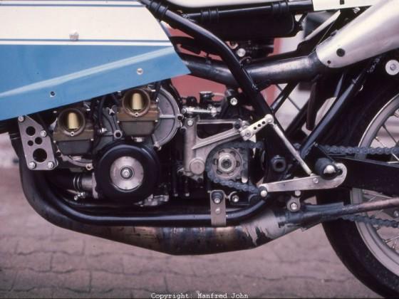 RG500 Suzuki Motor, 1976