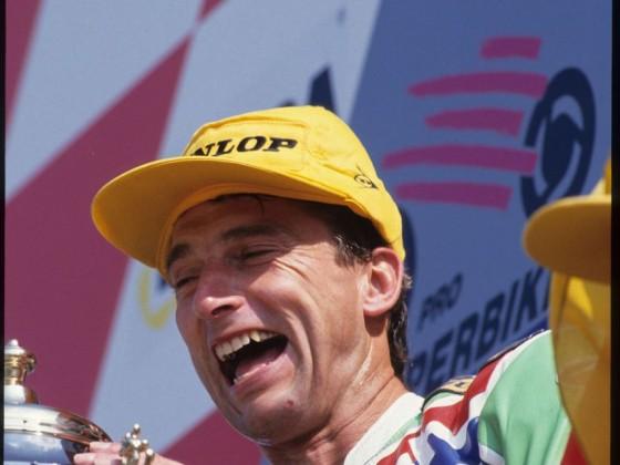 Ernst Gschwender, Siegerlaune Salzburgring 1993