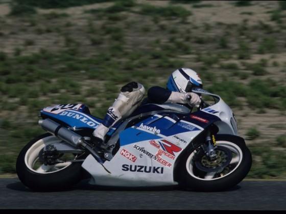 Ernst Gschwender, Suzuki