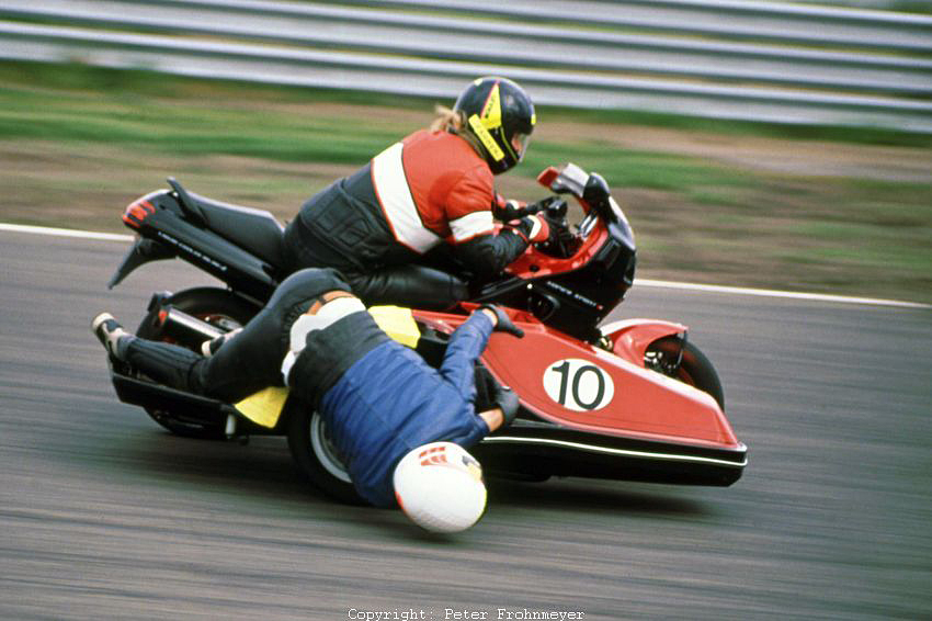 Bernhard Dobben - Klaus Terwey / Honda CBR1000