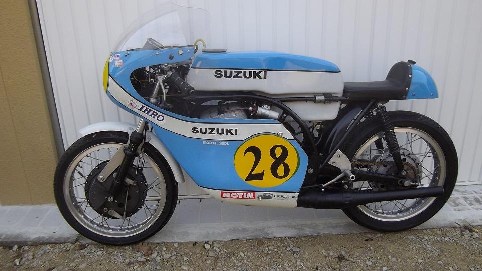 Suzuki TR 500 Typ: XR 05 - Suche Informationen zur Historie ...