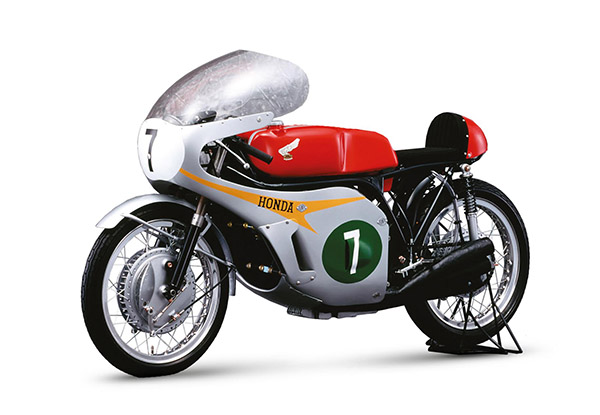 To One Of The Most Distinctive Racing Sounds From 1960s At This Years Classic TT Races Presented By Bennetts As Iconic 250cc Honda 6