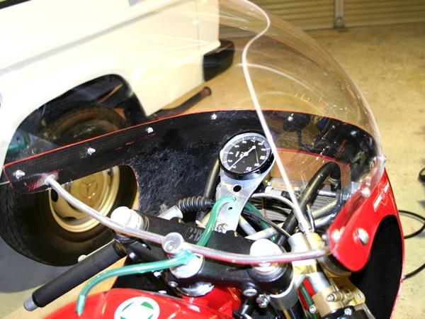 Ducati Bevel Enduance Race Bike