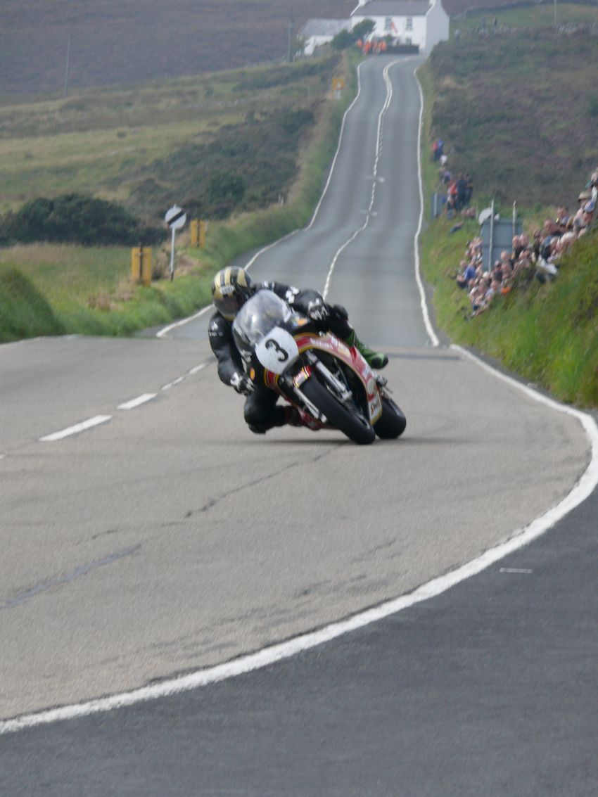 Michael Dunlop in Creg