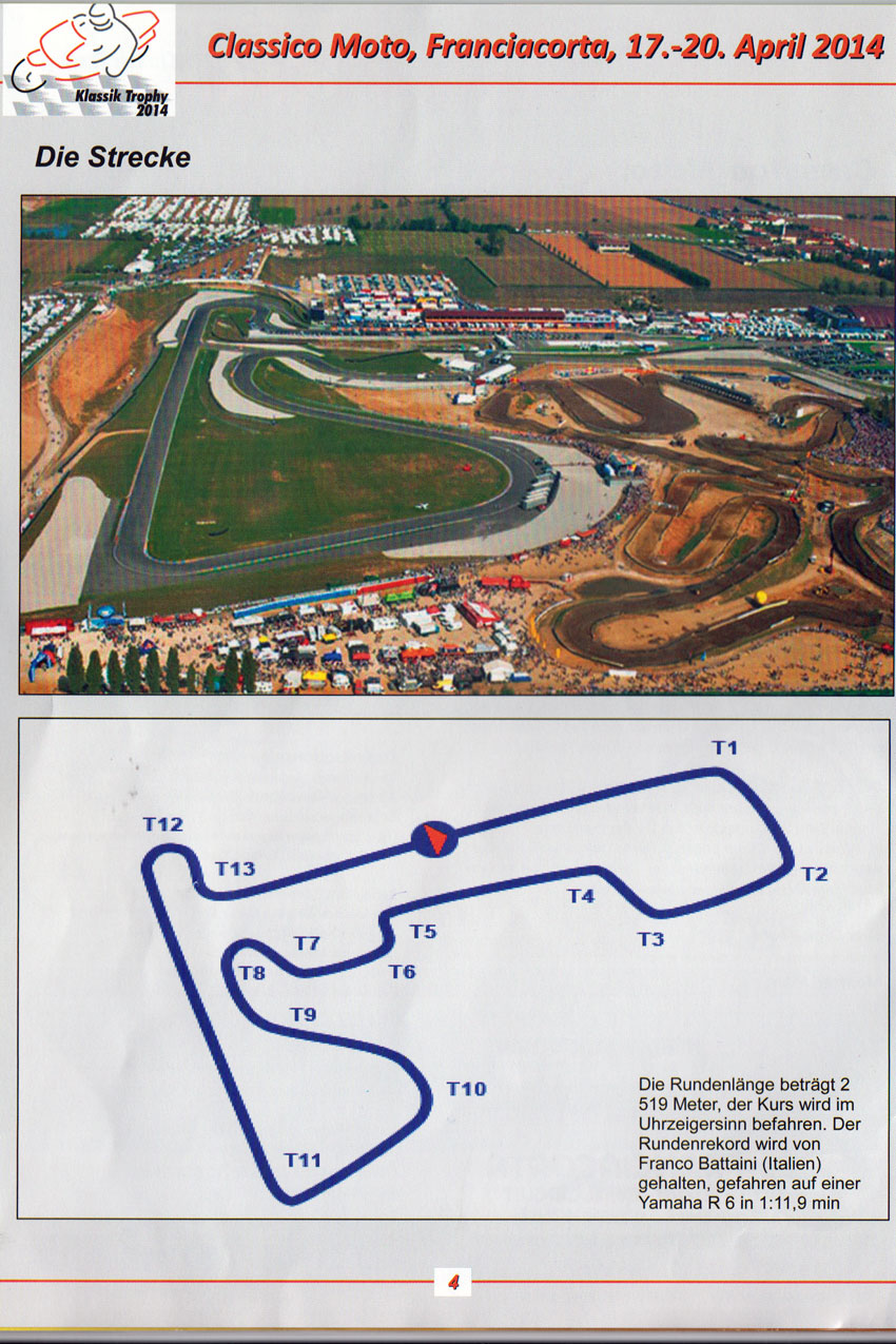 Franciacorta Circuit : Autodromo di franciacorta racedepartment