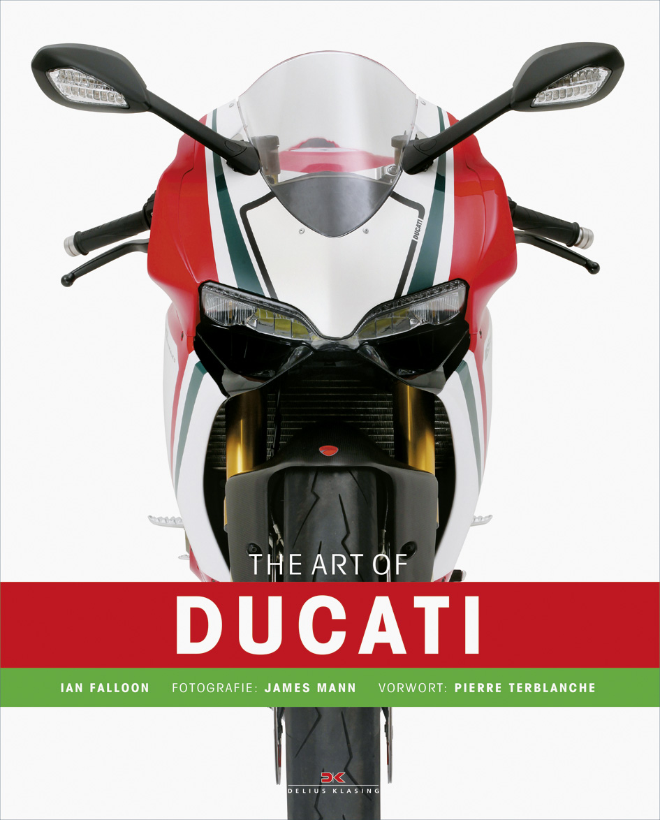 2015 the art of ducati titel