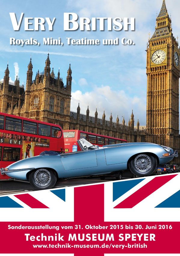 Very British A5 Flyer 2015