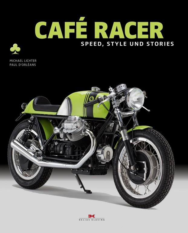 Cafe Racer Speed Style und Stories