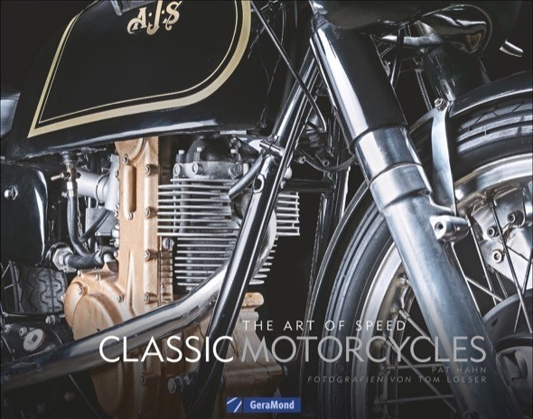 The Art of Speed Classic Motorcycles